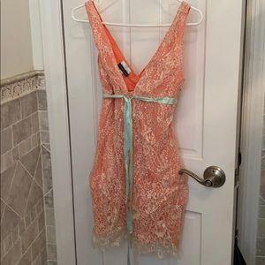 Miguelina dress lace m